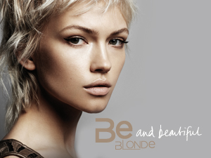 BE BLONDE CARE