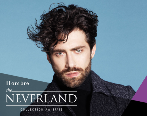 THE NEVERLAND COLLECTION 17/18 HOMBRE